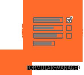 Formular-Modul Icon