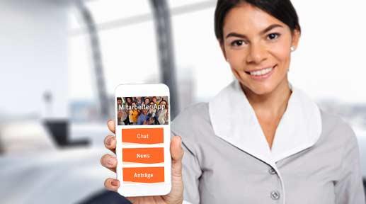 mitarbeiter-app
