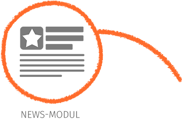 News-Modul Icon